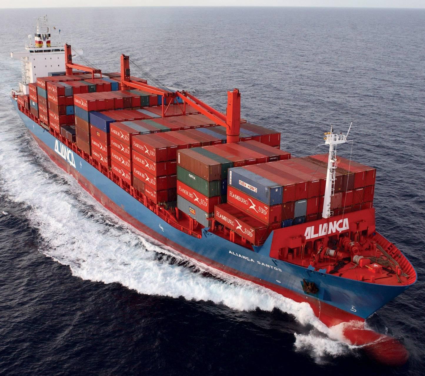 Alianca Santos Ship