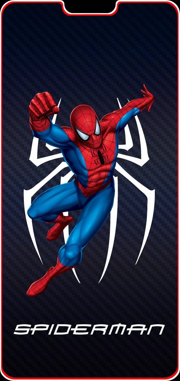 Spiderman OnePlus 6