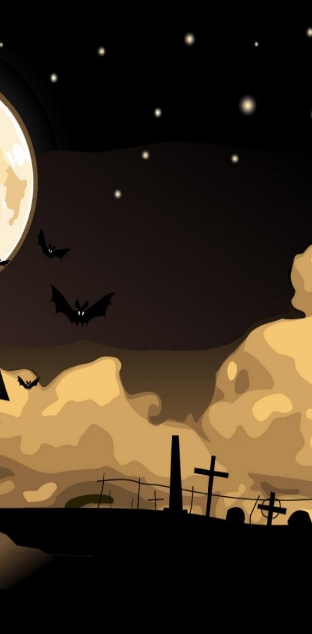 Hallowen Night Hd