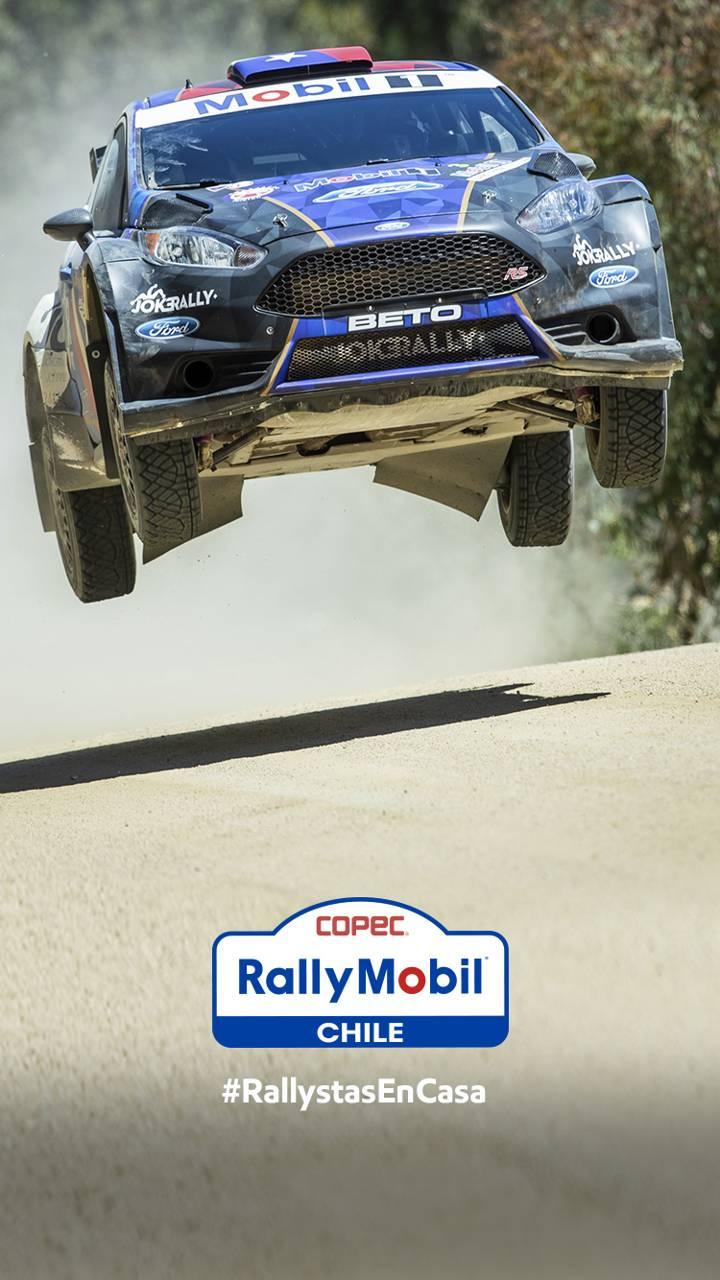 Rally mobil