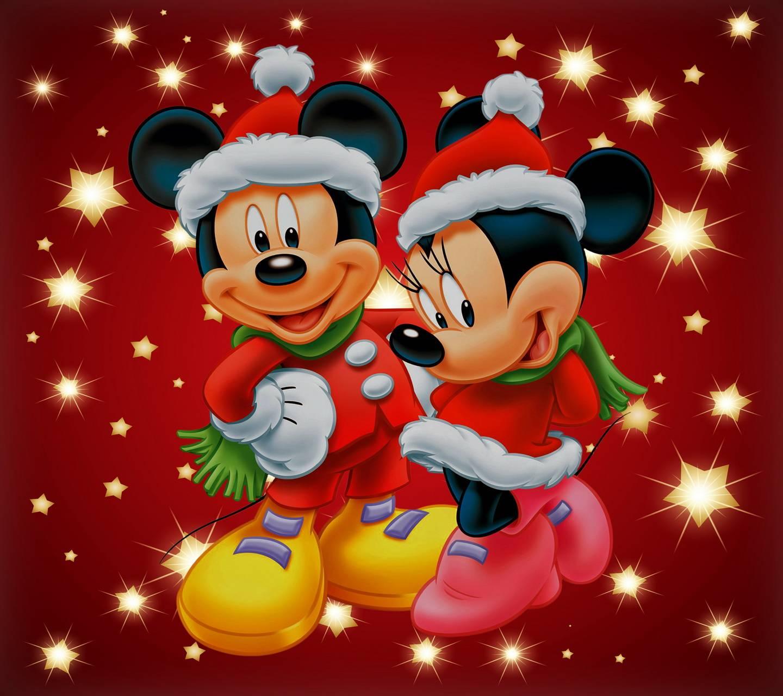 Disney Christmas Wallpaper By Marika De Free On Zedge