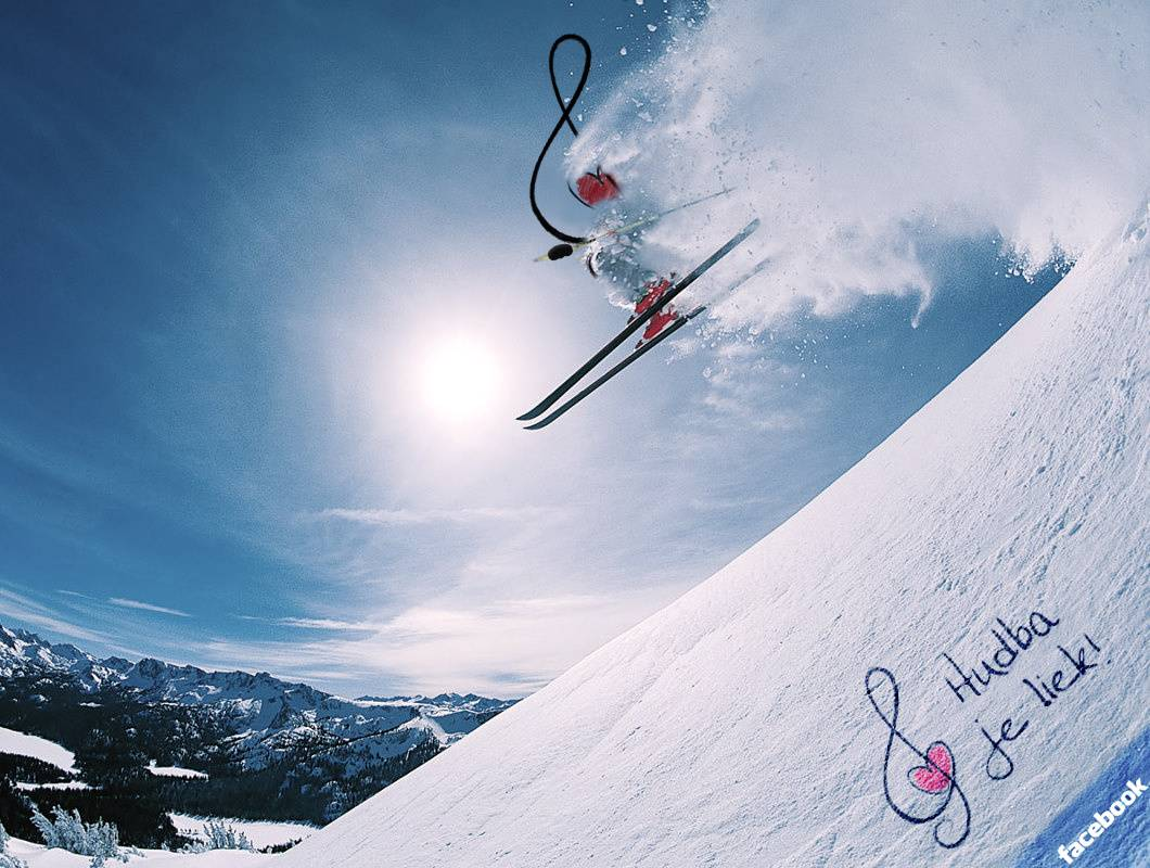 Music During Skiing