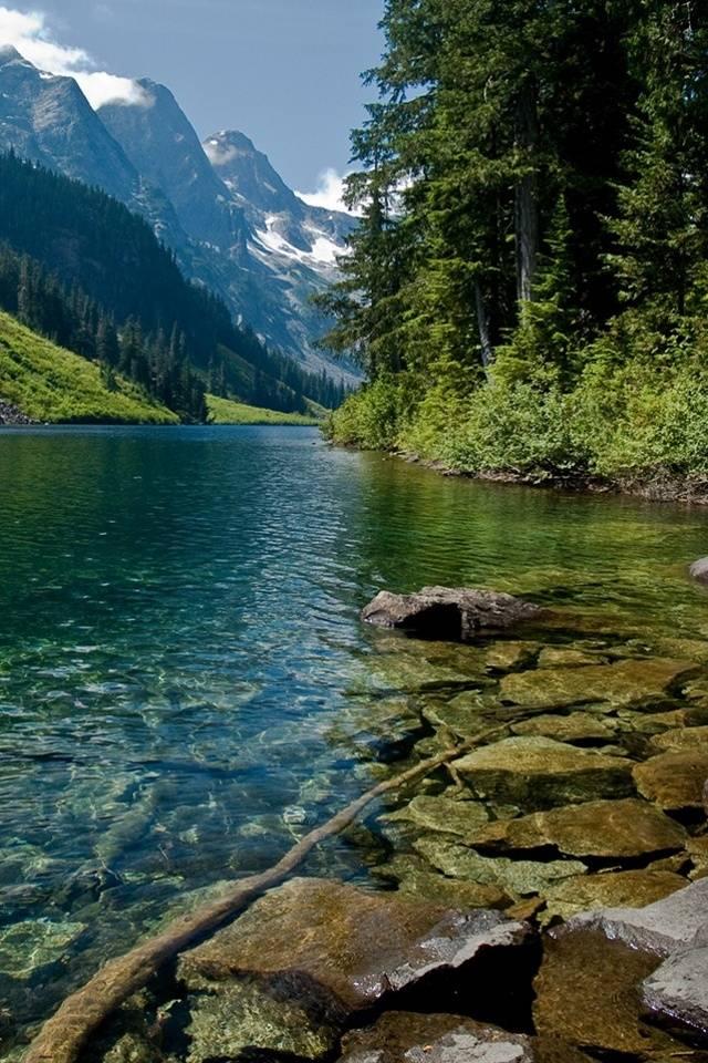 Alpin River