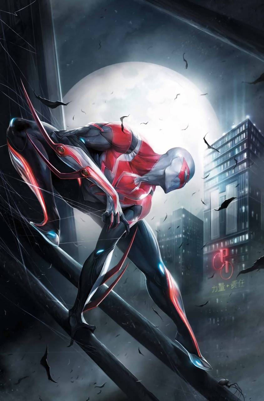 Spider Man 2099 Wallpaper By Kalel4221 6e Free On Zedge