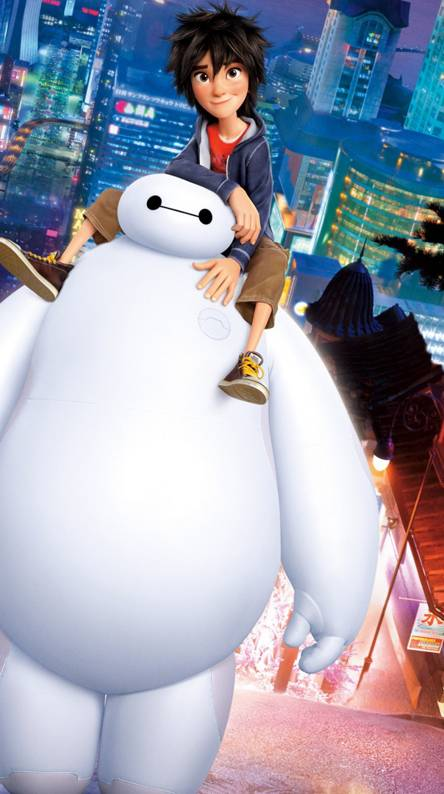 Big Hero 6 HD