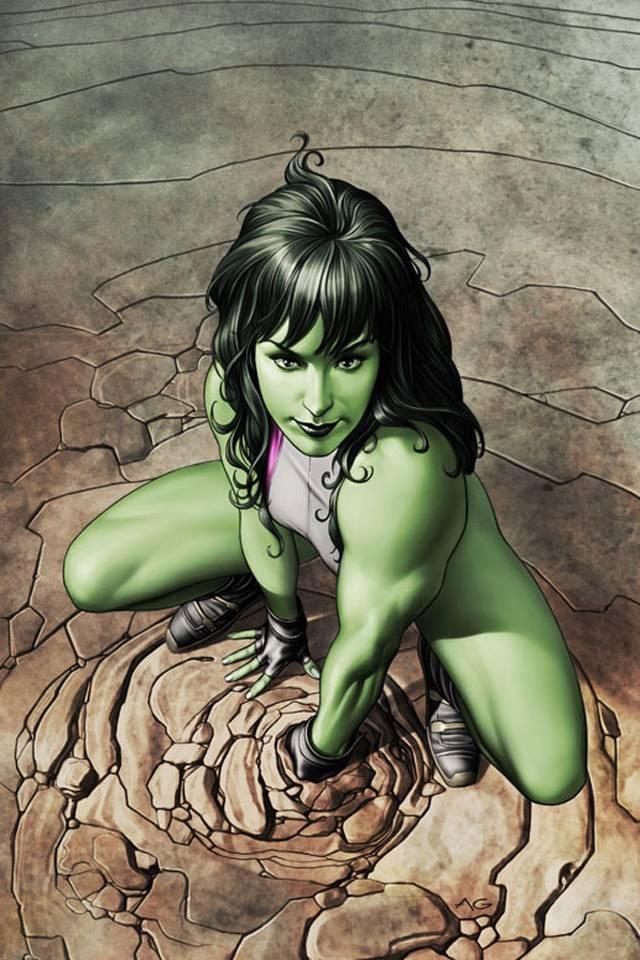 She Hulk I4