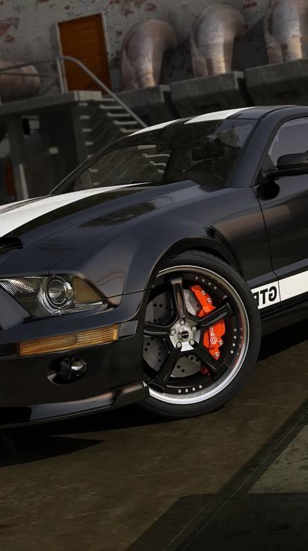 Mustang Hd
