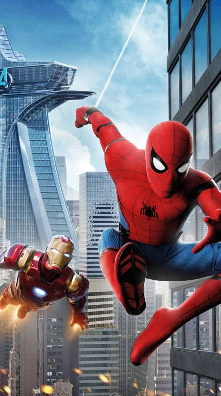Spider Man Homecoming Wallpapers Free By Zedge