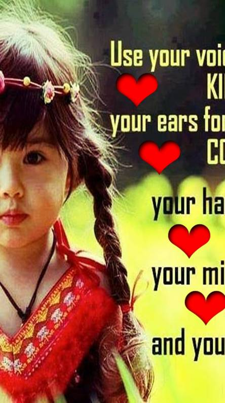 Kidness Conpassion