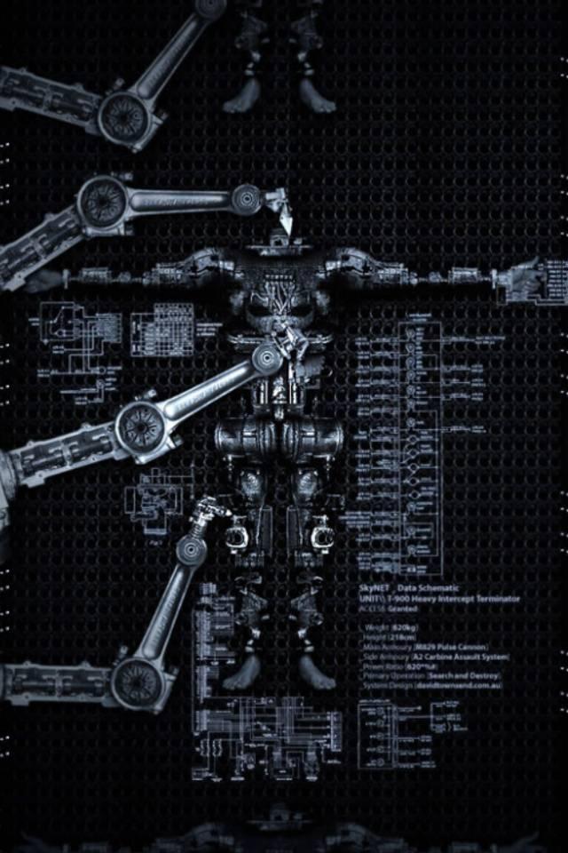 Cyberdyne Systems Wallpaper By AnGeLuS2k3 O ZEDGETM