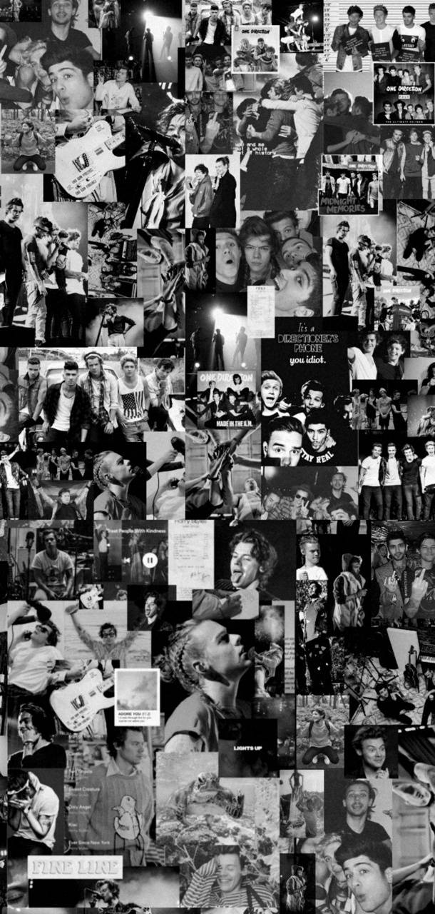 One direction bw