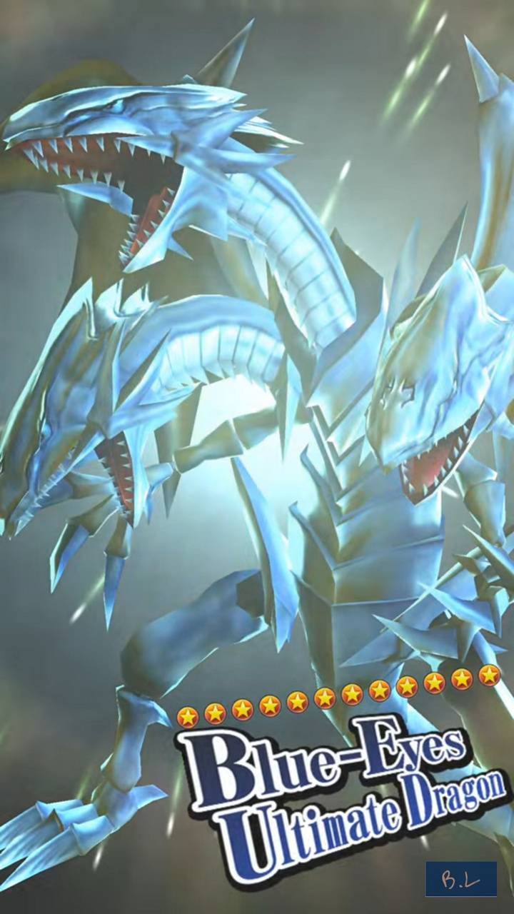 Blue Eyes Ult Dragon Wallpaper By Cosmo Keith 09 Free On Zedge