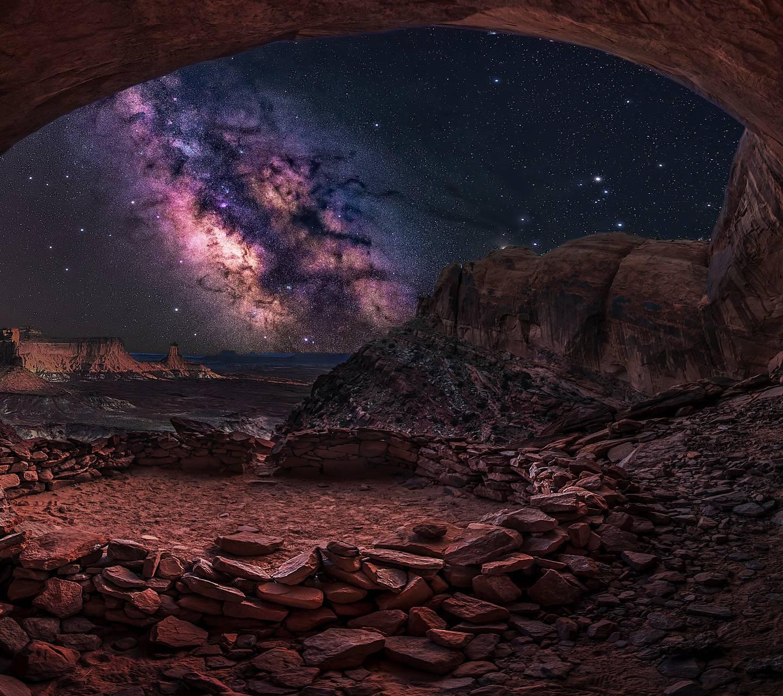Canyon Night