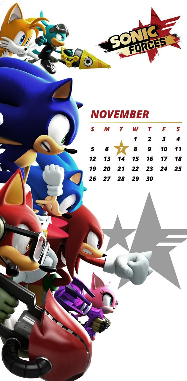 Sonic Forces Heroes
