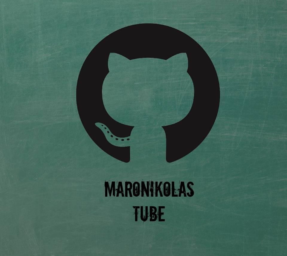 Maronikolas Tube