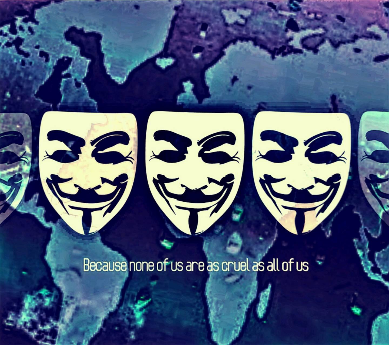 Anonymous 5 New