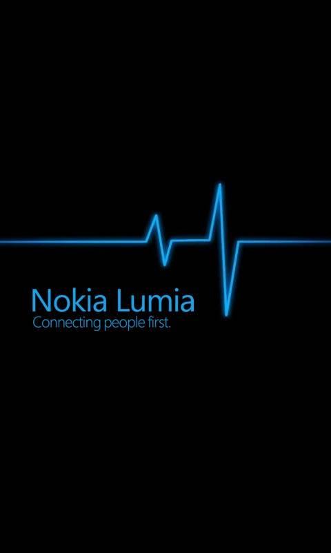 Nokia Lumia Logo Wallpaper By NokiaMan5565