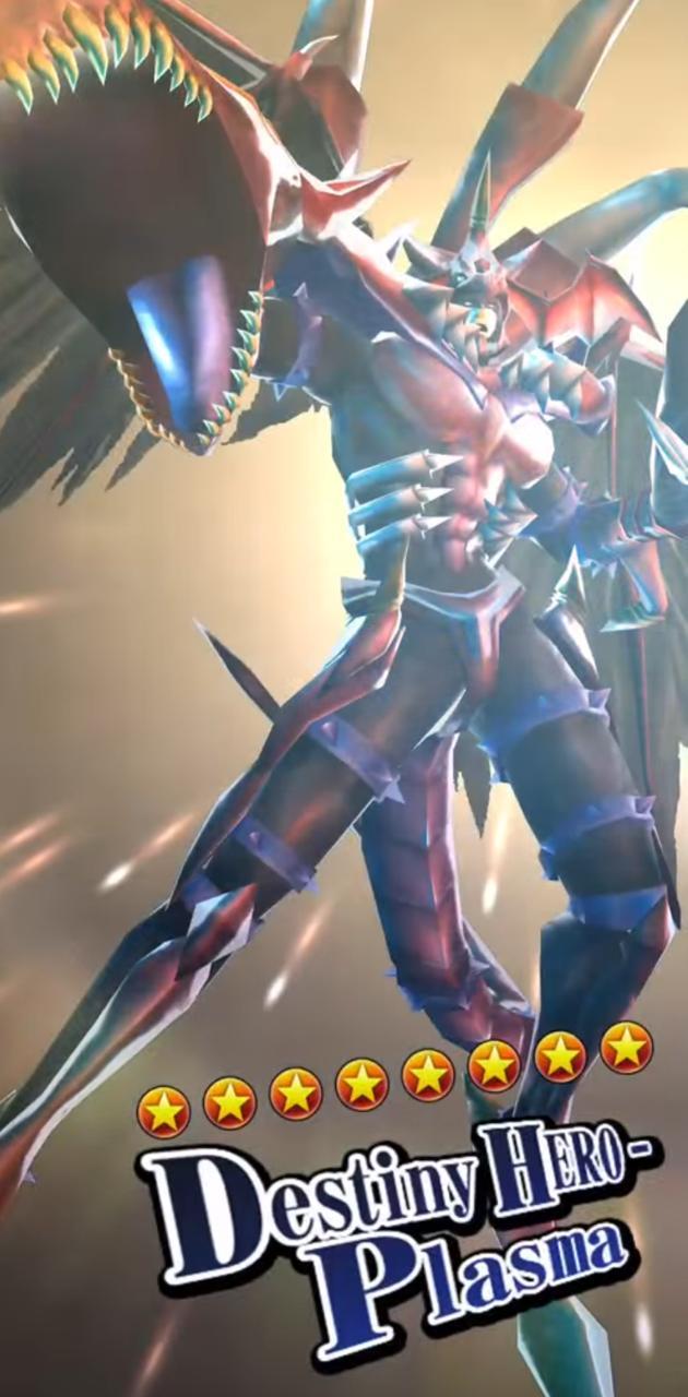 Destiny-HERO Plasma