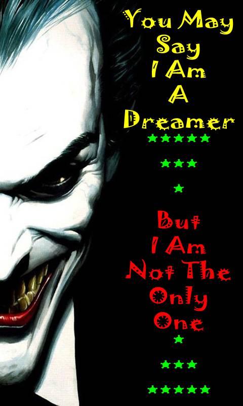 Joker Says