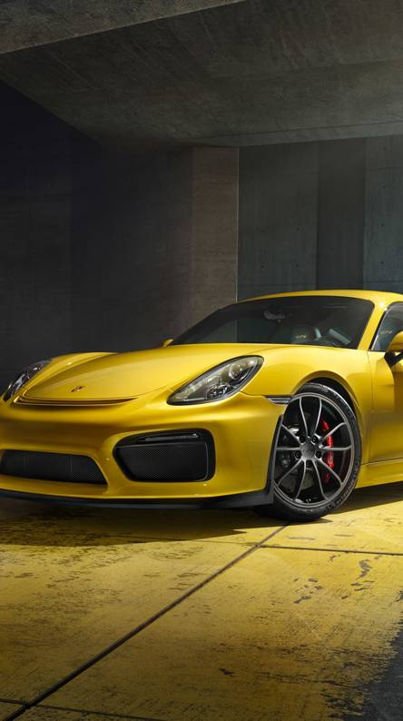 Porsche Cayman Gt4 Wallpapers Free By Zedge