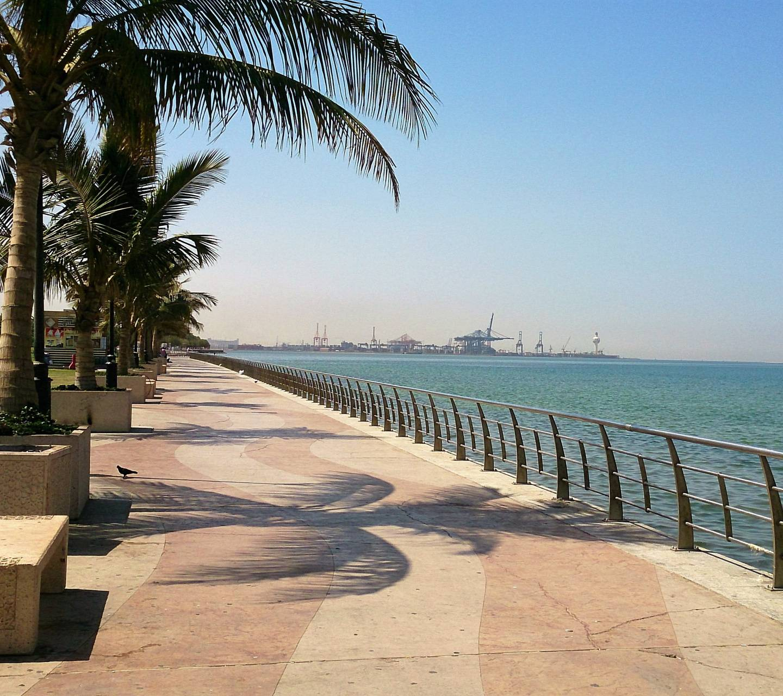 Jeddah - Red sea