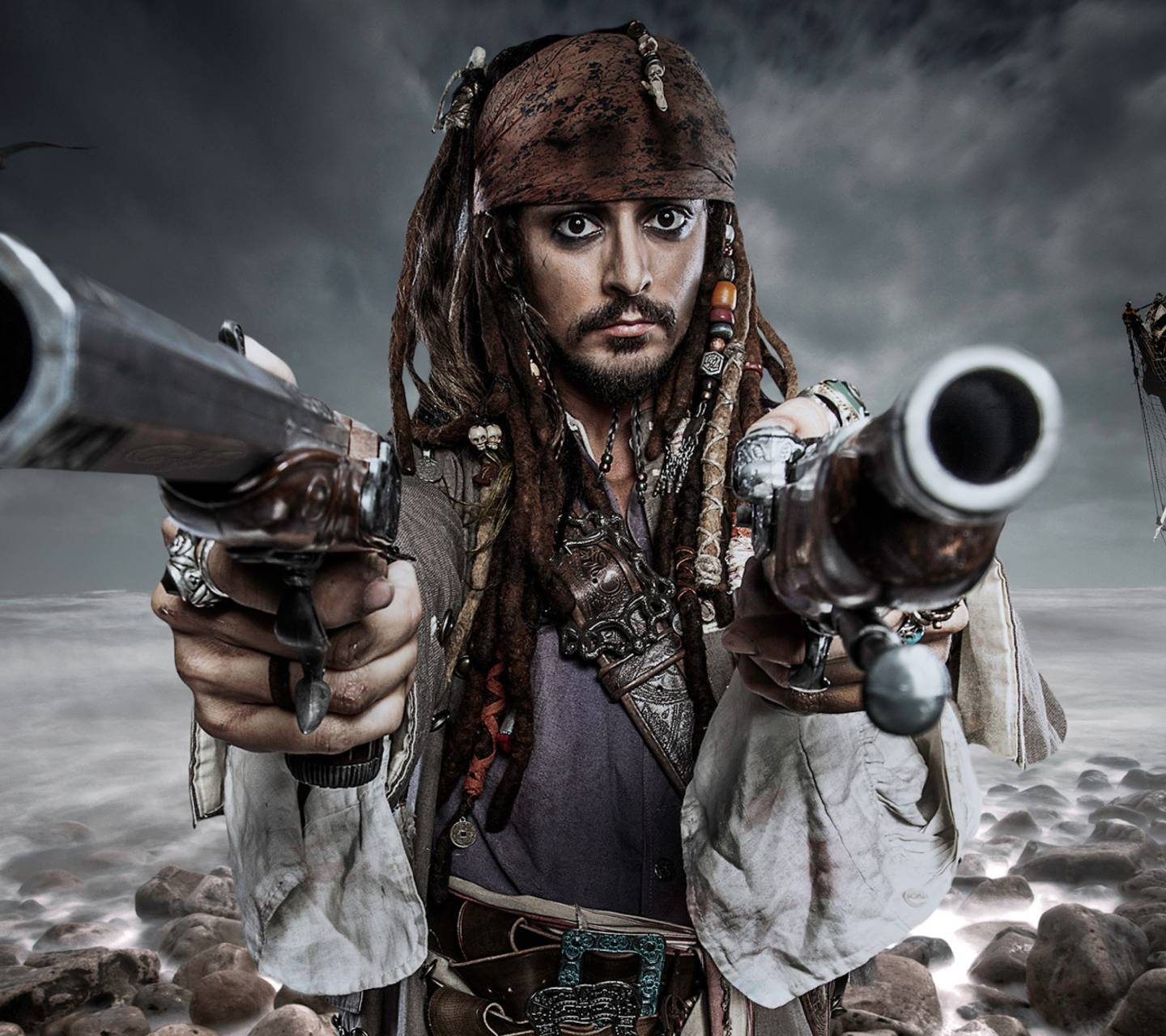 Jack Sparrow Wallpaper By Mphenomenal 22 Free On Zedge