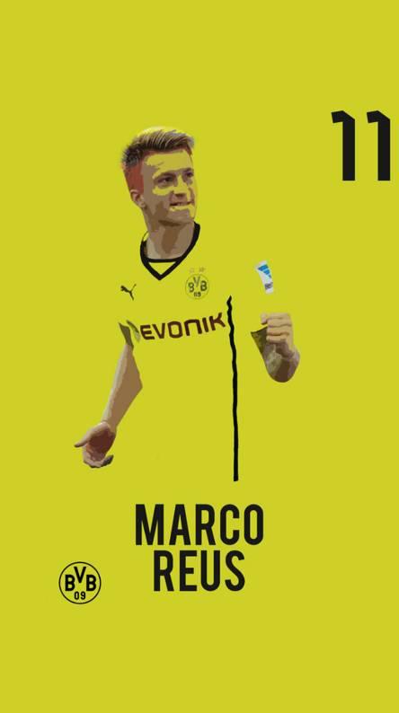 Marco Reus Wallpapers Free By Zedge