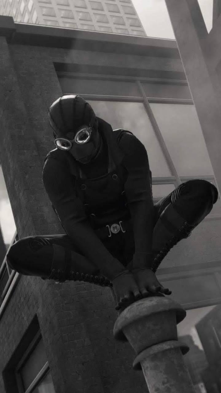Spiderman Noir Wallpaper By Maxgormley266 5c Free On Zedge