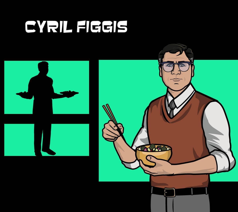 Cyril Figgis