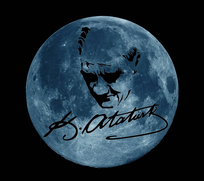 Ataturk Moon