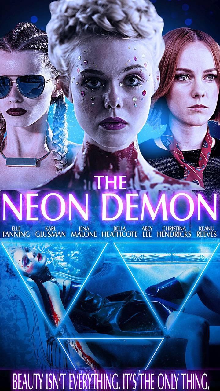 The Neon Demon Wallpaper By Dljunkie 75 Free On Zedge