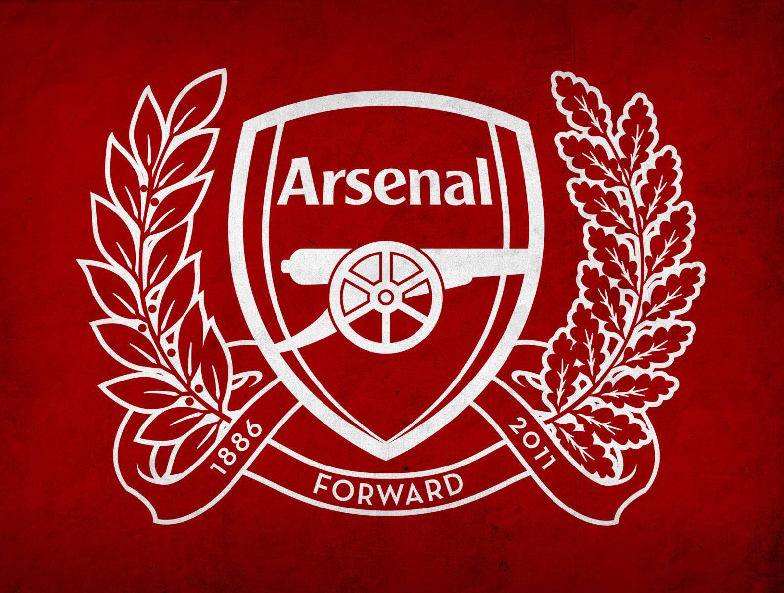 Arsenal New Crest