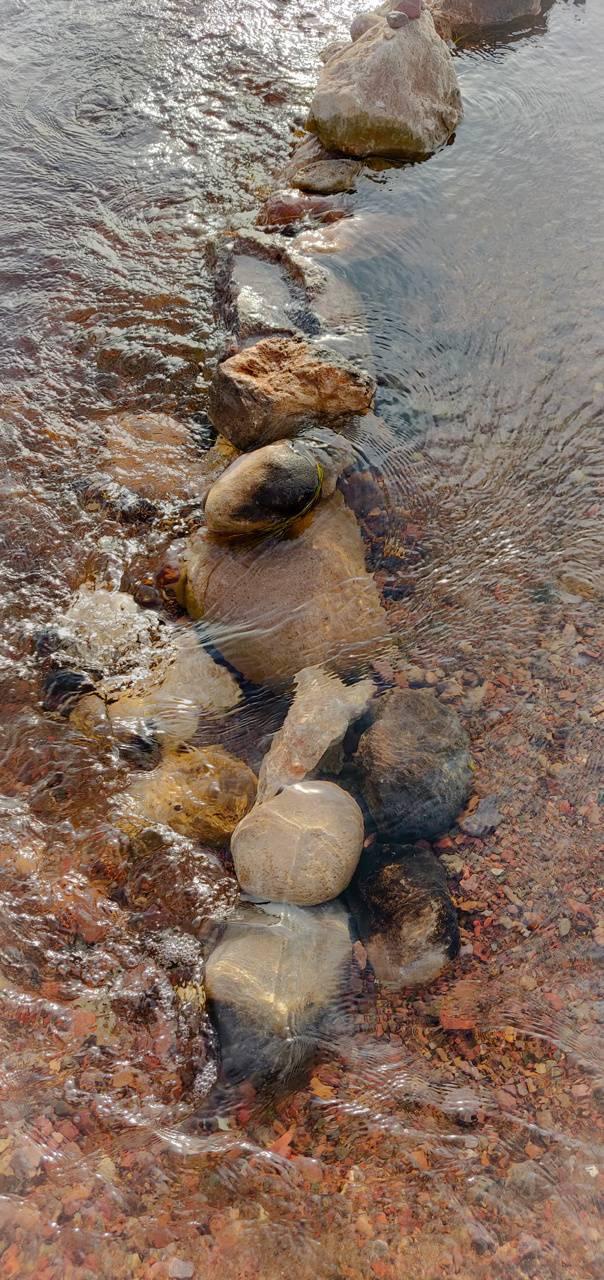 Piedras en rio 1