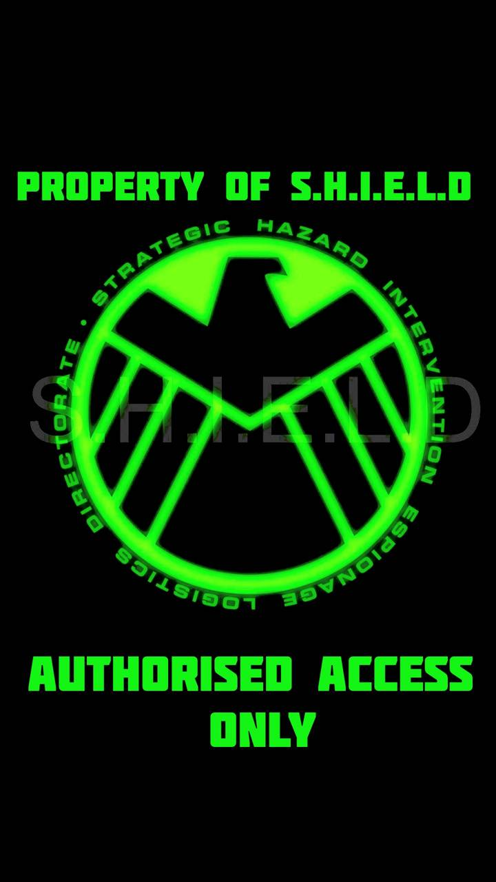 SHIELD LOGO -GREEN-