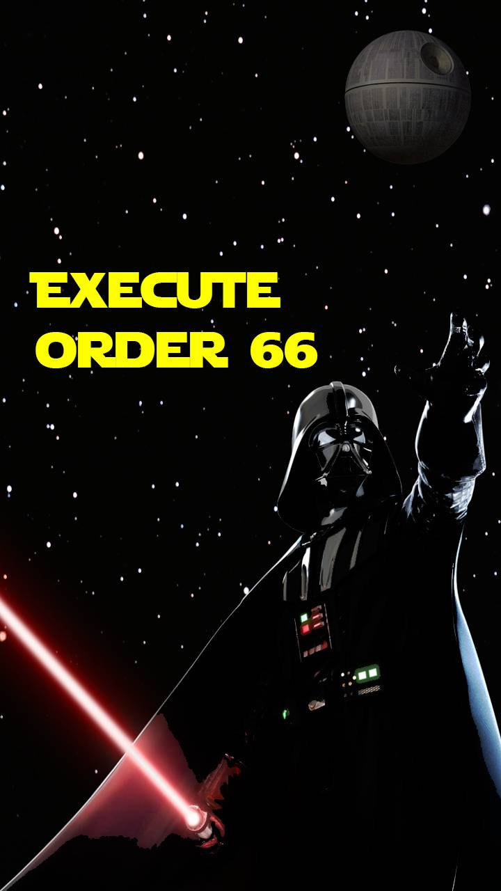 Star Wars Order 66 Wallpaper By Marco12rounds 0b Free On Zedge
