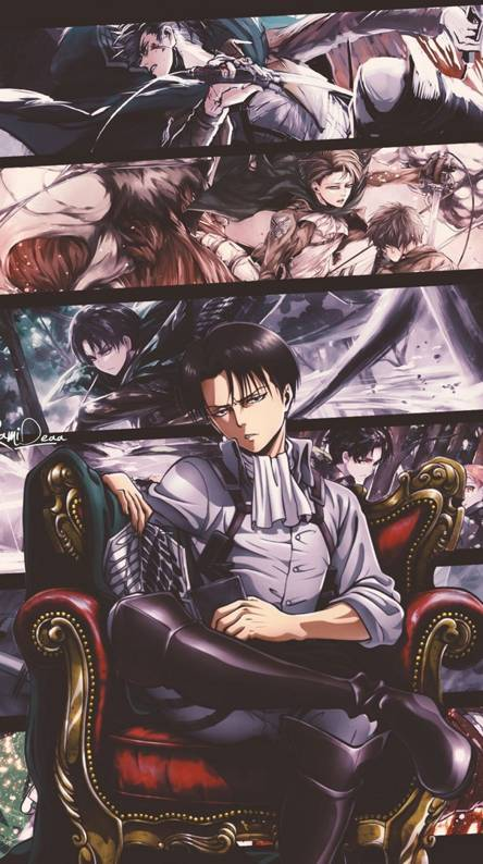 Levi Ackerman Wallpapers Free By Zedge