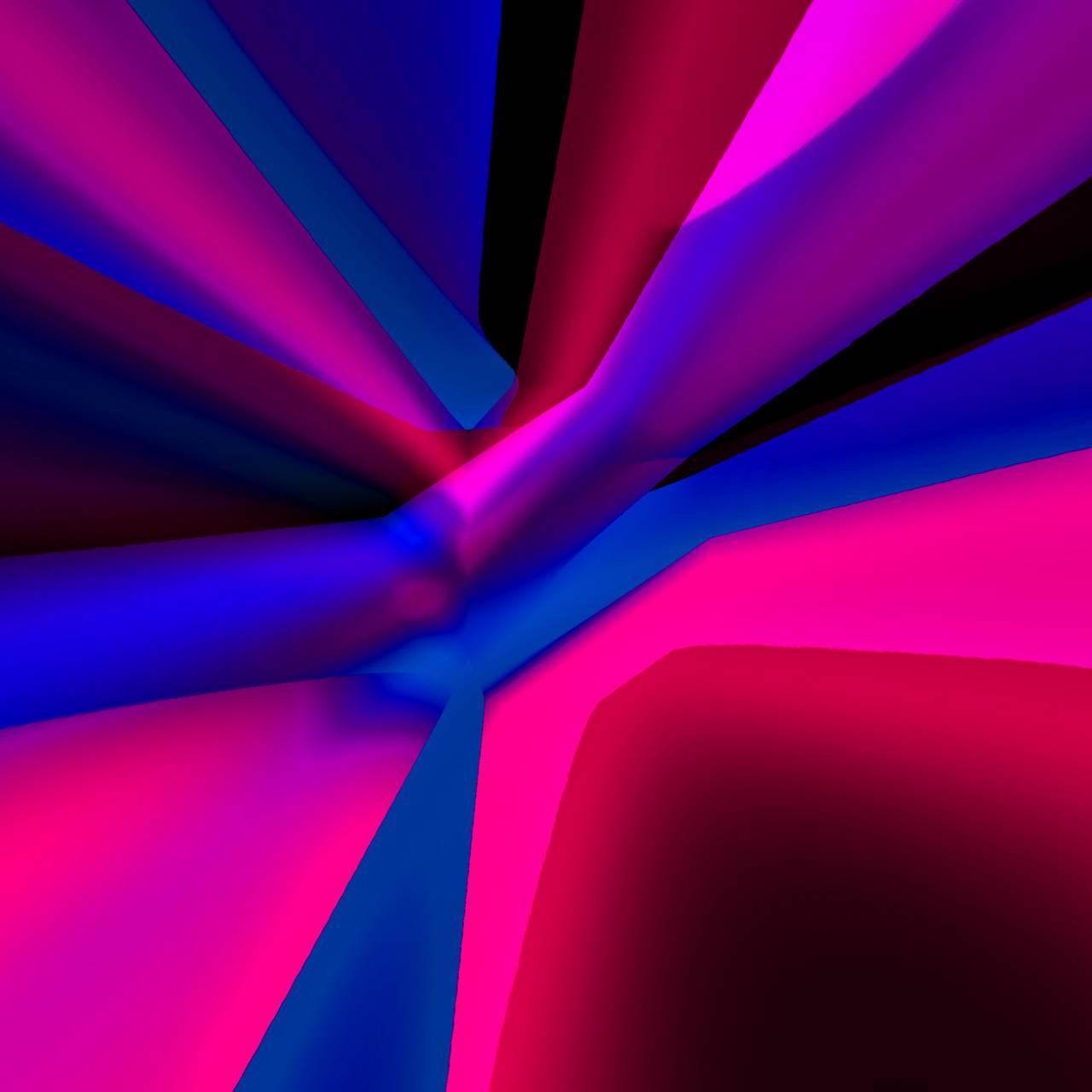Wallpaper redblue