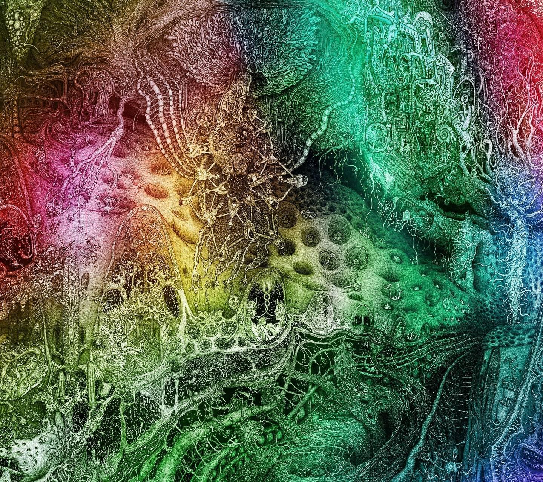 Color Psychedelic