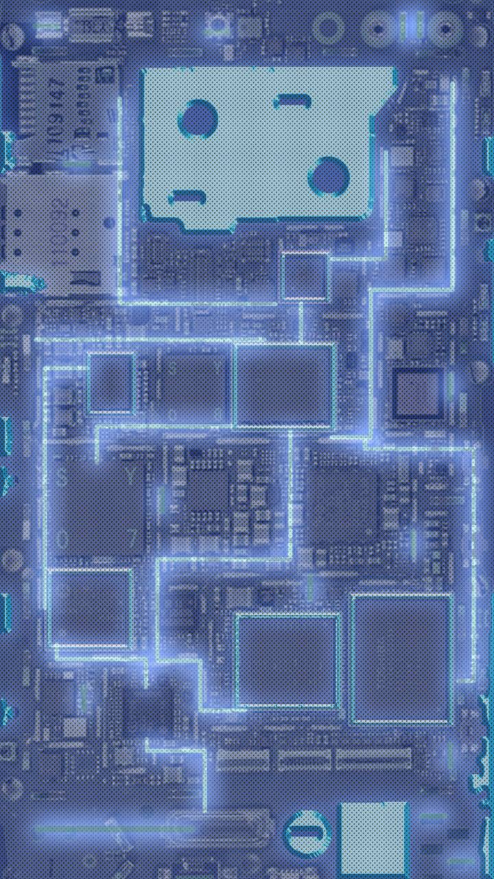 phone motherboard