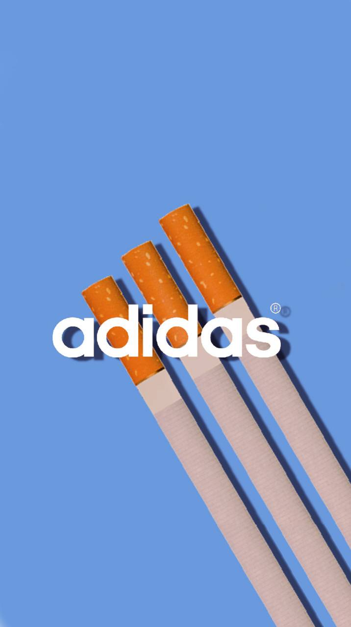 Cigarette and Adidas