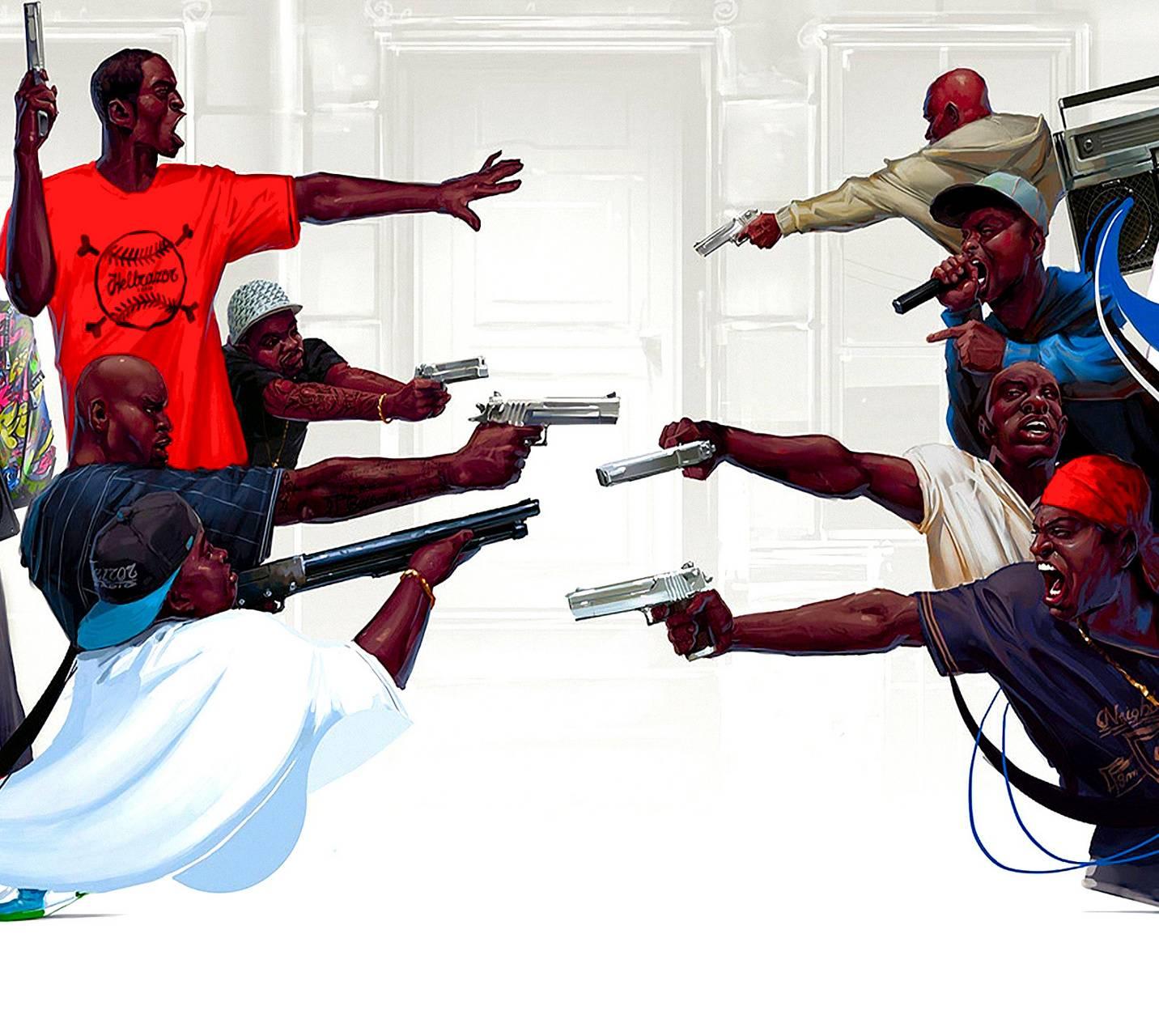 New York Gangs Wallpaper By Loveless1982 A0 Free On Zedge
