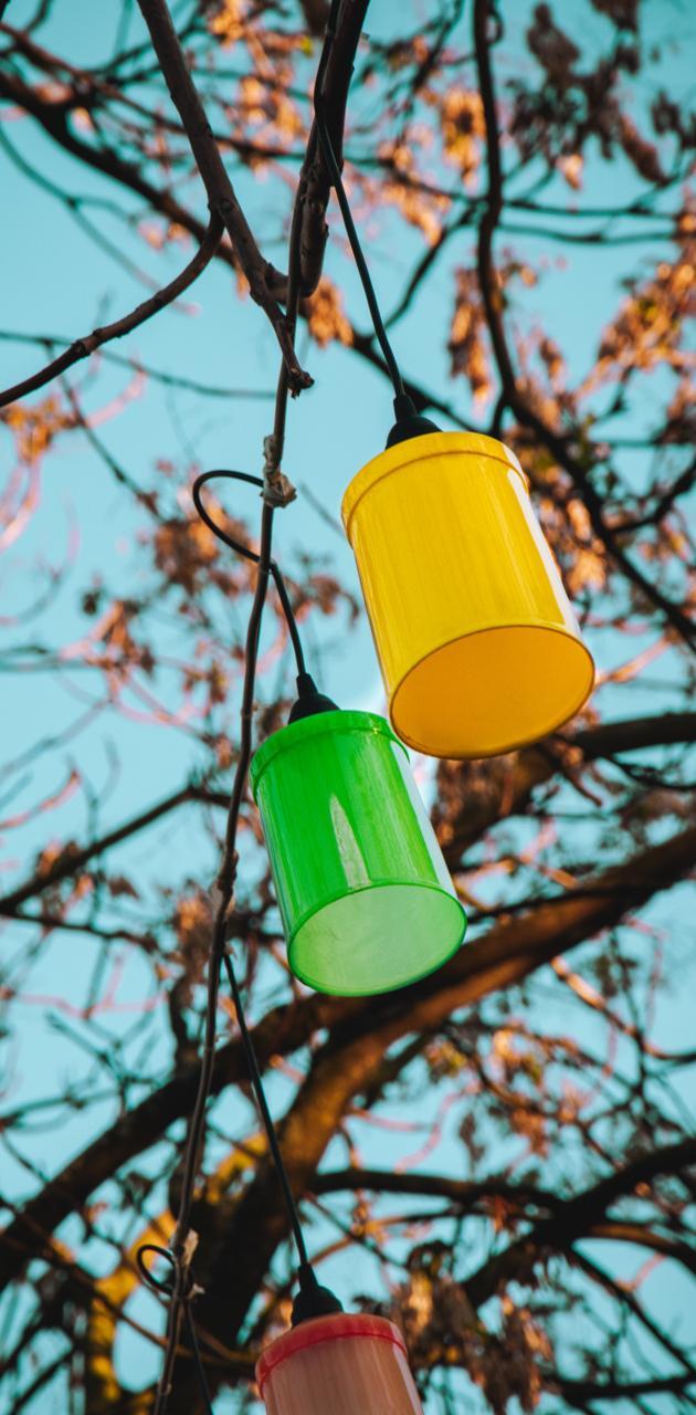 Outdoor Lanterns 2