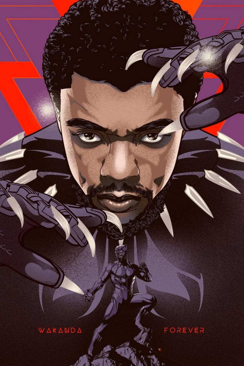 Wakanda Forever Wallpaper By Herogaveu D8 Free On Zedge