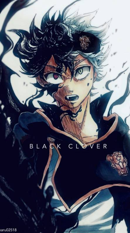 Black Clover Ringtones And Wallpapers Free By Zedge