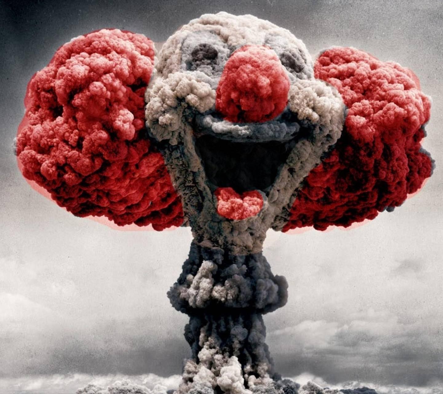 surprise clown bomb
