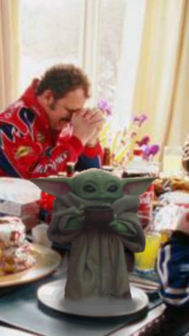 Dear Baby Yoda