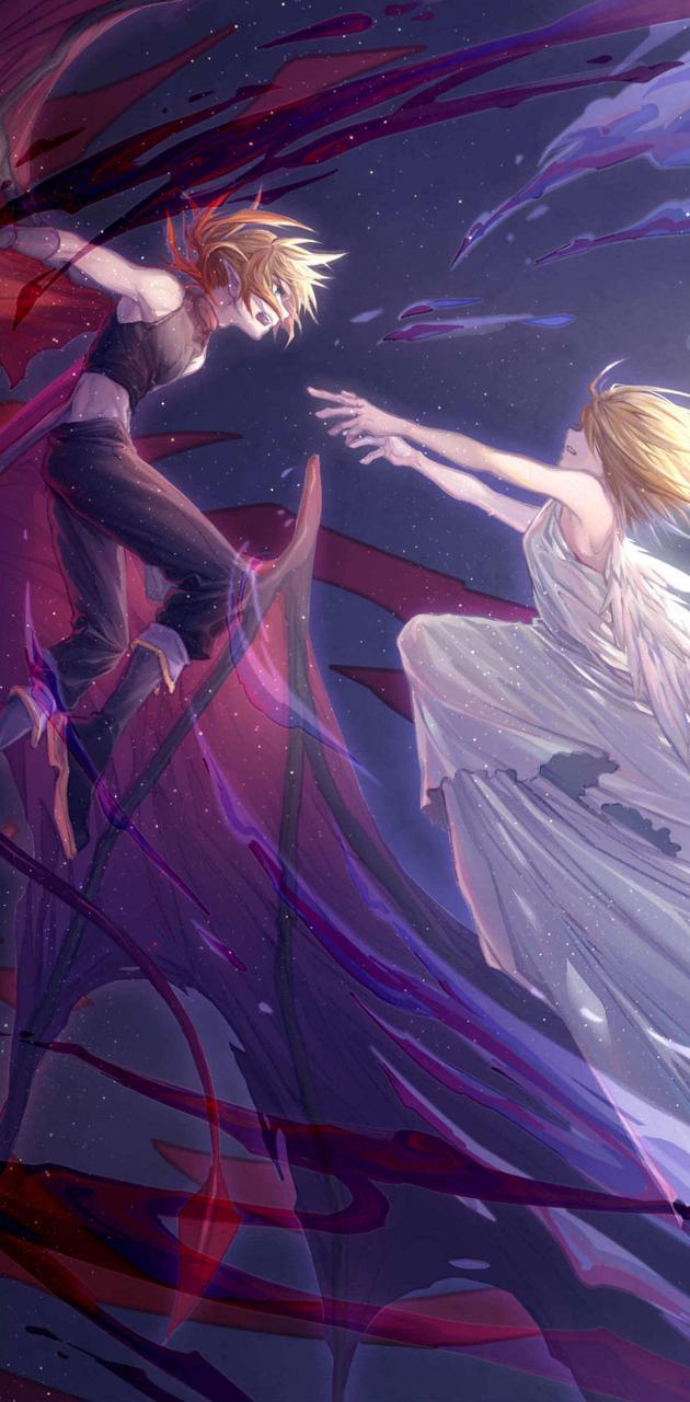 Len and Rin Kagamine