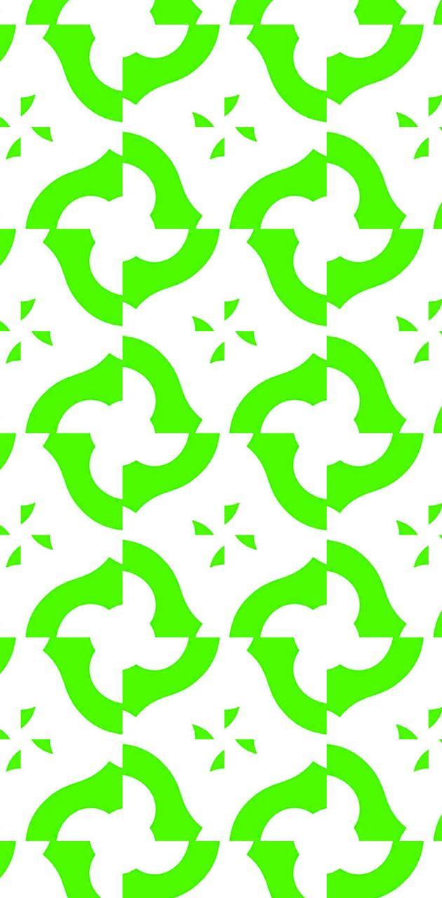 Green Shuriken