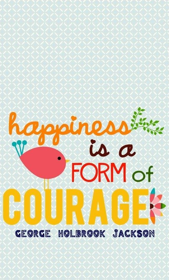 Form of Courage