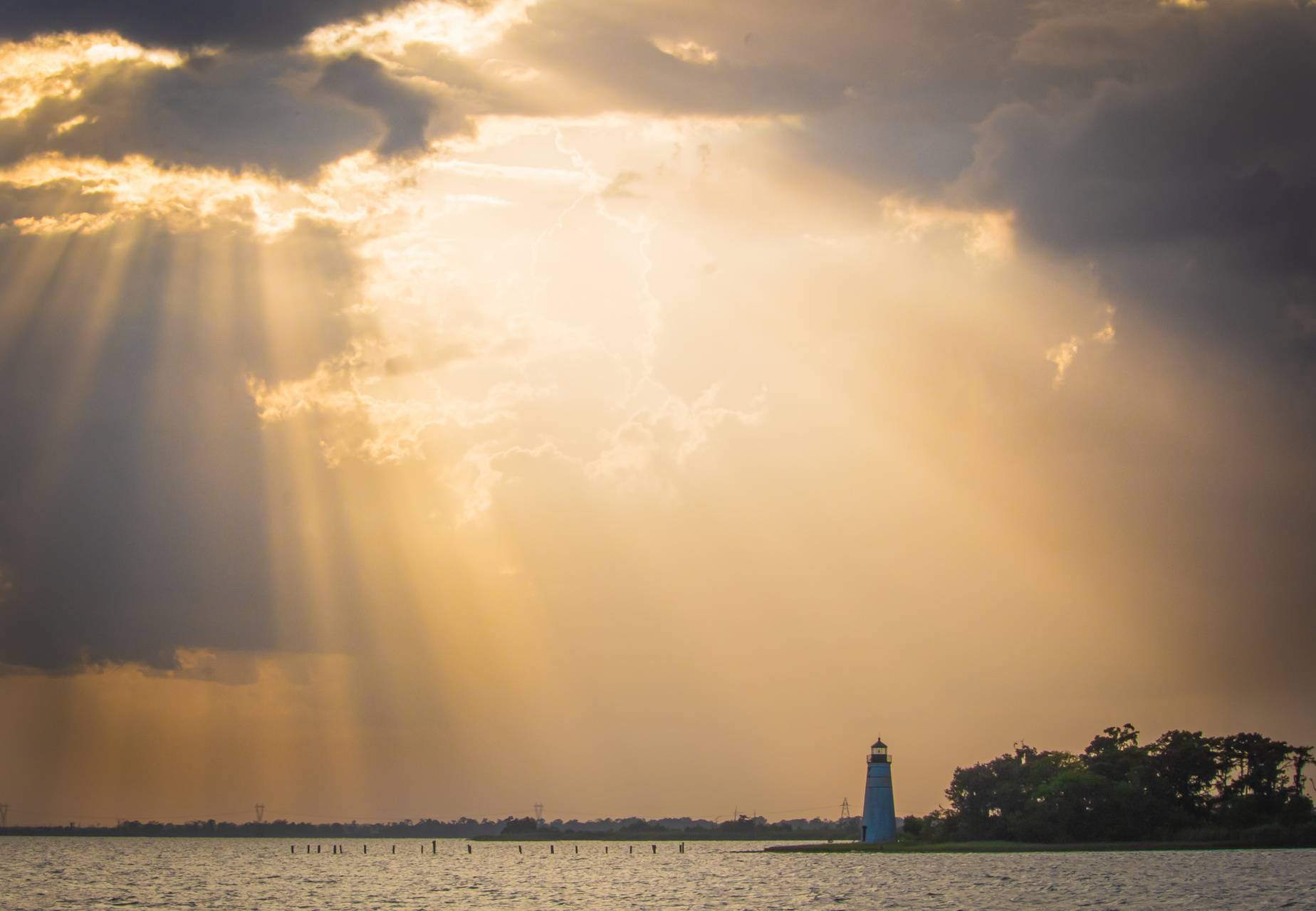 Afternoon Lighthouse